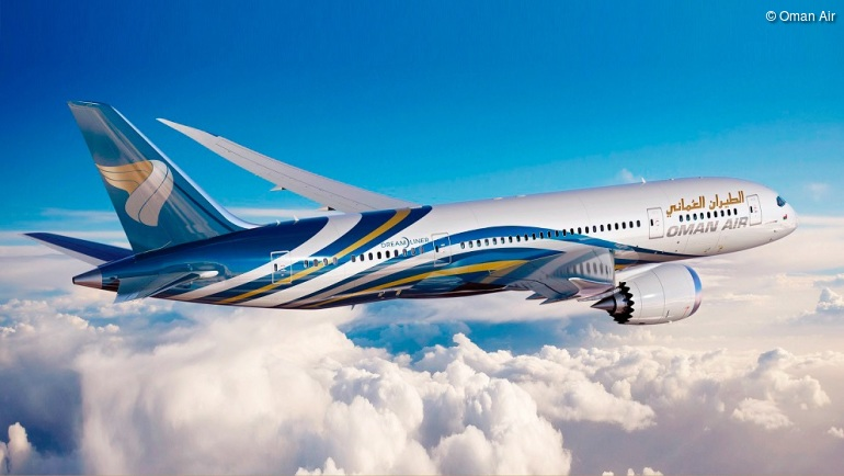 Dreamliner 787 | Oman Air