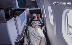 Business Class | Oman Air